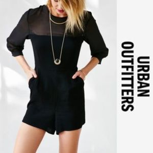 Urban Outfitter Little White Lies Sian Romper XS